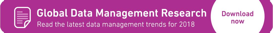 Global data management 2018 report